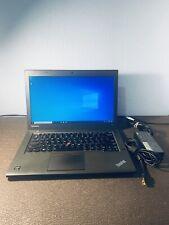 "New listing  Lenovo ThinkPad X240 Intel i5-4300U 2.50Ghz 8Gb 256Gb Ssd 13"" Webcam Win 10"
