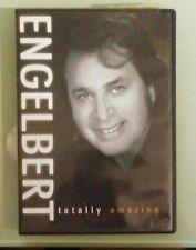 engelbert humperdinck  ENGELBERT TOTALLY AMAZING   DVD genuine region 1