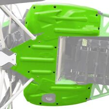 Arctic Cat TA Green Rear Engine Skid Plate 2014-2018 ZR XF M 7000 - 6639-450