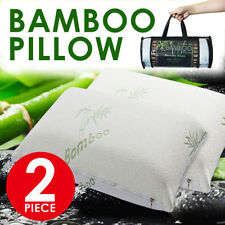 Bamboo Fill Bed Pillows