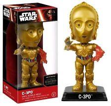 Funko Star Wars - C-3po Episode 7 The Force Awakens Wacky Wobbler