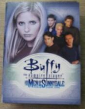 Buffy Men of Sunnydale Trading Card Set