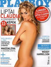 Playboy Hungary 2009/11 Francine Piaia - Magdalena Muzyka - Liptai Claudia