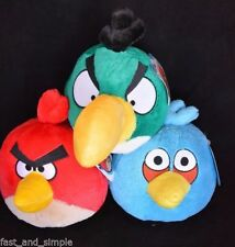 Angry Birds Collectors & Hobbyists Stuffed Animals