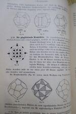 Elemente der Mineralogie. 1901