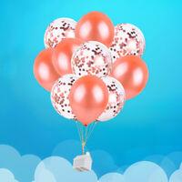 "12"" Confetti Metallic Latex Balloons Mix Party Birthday Arch Wall Decor 20Pcs 1"