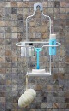 Duschregal Badregal Badezimmerregal Regal für die Dusche Aluminium Seifenschale