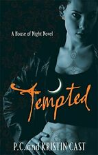 (Very Good)-Tempted (House of Night) (Hardcover)-P.C. Cast, Kristin Cast-1905654
