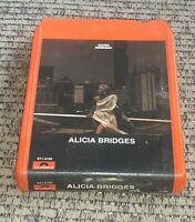 Alicia Bridges self titled album 8 Track Tape Music Stereo Cartridge 8t-1-6158
