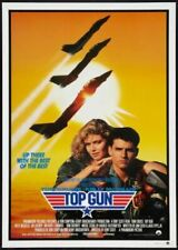 Top Gun 2 Movie 2020 Maverick Tom Cruise Art Silk Poster 27x40 24x36 D56