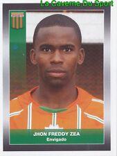 099 JHON FREDY ZEA ENVIGADO.FC STICKER PANINI COLOMBIA PRIMERA A 2008