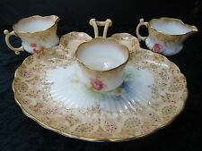 Doulton Serving Tray with Two Jugs & Bowl. Makers Mark - 1891-1902.