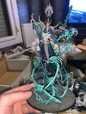 Warhammer Age Of Sigmar Nagash Supreme Lord Of The Undead (painted)