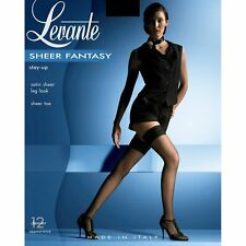 Levante Sheer Fantasy Hold UPS 84 Polyamide 16 Elastane 12 Denier 1 Pair Naturel (natural) Tall