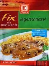 17 x Classic Fix Sauce für Jägerschnitzel / Hunter schnitzel New from gemany