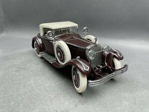 1:24..Franklin Mint--Hispano-Suiza Kellner H6B 1925  / 4 C 900