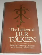 The Letters of J.R.R. Tolkien, 1st/1st 1981