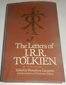 The Letters of J.R.R. Tolkien, 1st/1st 1981 Fine