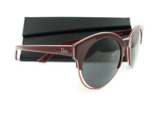 1ad2d3d7dd2 Christian Dior Sunglasses Sideral 1 Red Gray RMDBN New Authentic