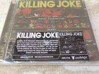 Killing Joke Inside Extremities, Mixes, Rehearsals And Live 2 CD NEW SEALED 2007