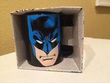 "Batman Ceramic Mug DC Comics ""Meanwhile Inside Your Kitchen Cupboard"" Comic Box"