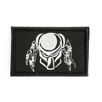 Predator PATCH ARMY MORALE TACTICAL MORALE BADGE PATCH #B