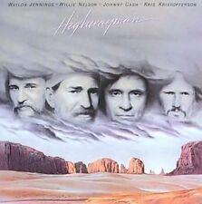 Highwayman 2 Cash Jennings Kris Nelson CD