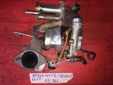 turbina nissan note/renault clio 1.5 dci