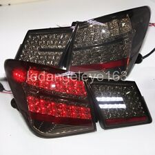 2009 to 2013 Year For Cruze All LED Tail lights Rear Lamps for Benz style Black