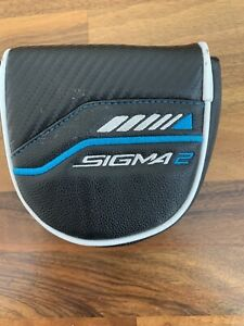 Ping Sigma2 Mallet Putter Cover Good Condition