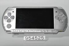 Very good SONY PSP-3000IS  PSP 3000 Ice Silver Playstation portable 954525