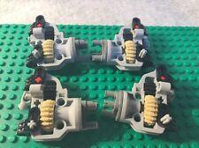 LEGO Technic Steering Portal Axle Housing Hub Gears 92908 92909 40pc Set