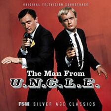 THE MAN FROM U.N.C.L.E. ~ Jerry Goldsmith 2CD