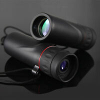 GT- 10x25 Night Vision Monocular Telescope Binoculars Zooming Green Focus Film E