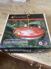 New listing Aspects Large High View Excel Hummingbird Bird Feeder 16 oz. 6 Ports Model 441