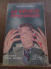 Ellery Queen: la décade prodigieuse/ Editions Albin Michel