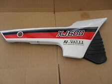 YAMAHA  XJ600  '51J' PRE DIVERSION MODEL  '1985-'    RIGHT HAND SIDE PANEL