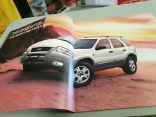 FORD ESCAPE Japanese Sales Brochure