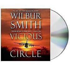Wilbur Smith VICIOUS CIRCLE Unabridged CD *NEW* FAST Ship!