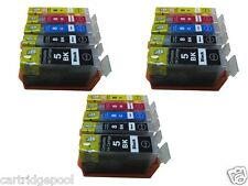 15 ink cartridge for canon MP530 MP830 MP950 PGI-5BK