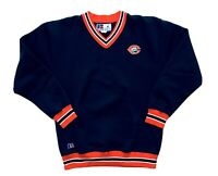 Vtg 1980's Chicago Bears Russell Team Issue Practice Sweatshirt / Ditka Style