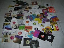 80 Vinyl Singles Sammlung Rock Independent etc Picture, Coloured + viele Promos