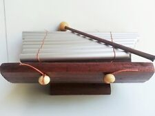 XYLOPHONE 8 NOTE PERCUSSION MUSICAL INSTRUMENT HAND MADE WOOD BALI BALINESE