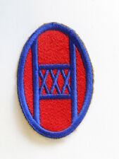 U.S. Reproduction, 30th Infantry Division Patch