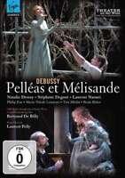Natalie Dessay - Debussy: Pelleas Et Melisande Nuovo DVD