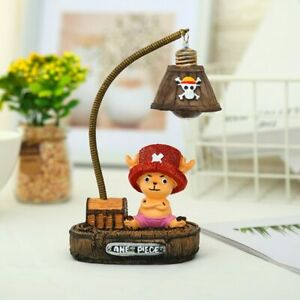 Luffy Chopper Led Night Light Anime One Piece Toys For Kid Figure Birhthday Gift