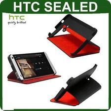 Genuine HTC M7 Abatible Estuche Móvil Original ONE Celular Smartphone Cubierta v841 duro