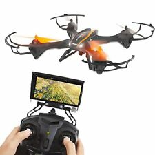 WiFi Drone Quad-Copter Wireless UAV with HD Camera + Video Recording