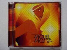 Miguel Migs.   Nude Tempo One    CD . very good