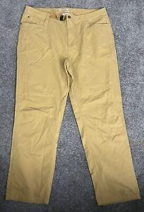 mens mountain hardwear khaki pants 40/34